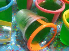 Margarita Jell-o Shot: Cinco de Mayo party time!