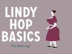 Lindy Hop Basics: Bouncing!