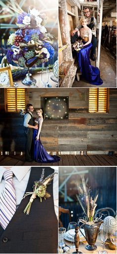 Purple vintage wheat theme wedding. Photography by Craig Photography, Flowers by Mocha Rose, Pittsburgh