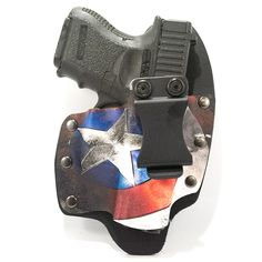 Image of American Shield on Kydex NT Gun Holster Gun Holster, Kydex, Concealed Carry, American, Image, Collection, Conceal Carry