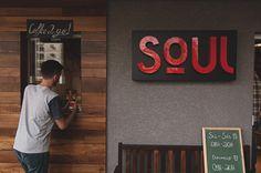 Soul | Café Identity by Alenandre Kumm #InspoFinds