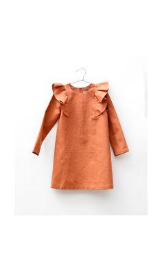 MOTORETA+Linen+dress