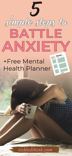 Read on to see effective tips on how you can battle anxiety. These tips has helped me cope with it everyday. #remedies #relief #anxiety #mentalhealth #cope #fight #therapy #journal #life #planner