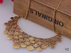 Ketten mittellang - Halskette Kette - ein Designerstück von NecklacesTrends bei DaWanda