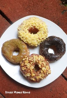 4 Topping Donuts