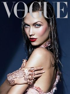 Vogue Australia March 2012 | Karlie Kloss | Kai Z Feng