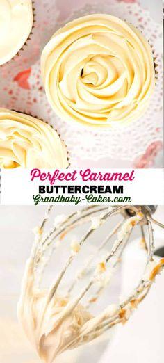 Frosting Recipes, Cupcake Recipes, Baking Recipes, Kitchen Recipes, Cookie Recipes, Vegan Recipes, Easy Gluten Free Desserts, Homemade Desserts, Köstliche Desserts