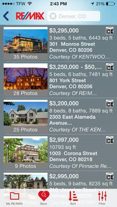 Search local real estate or find homes for sale across the country (U.S. ONLY). The RE/MAX Real Estate Search App has it all. For all the things that move you, RE/MAX can help.  http://www.remax.com/c/general/mobile-apps #titanium