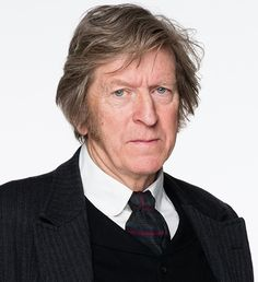 Robert Holmes R H Thomson Plays Matthew Cuthbert In The New TV Series