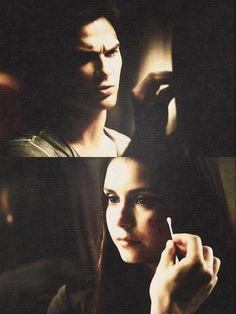 Damon + Elena = Delena! #TVD