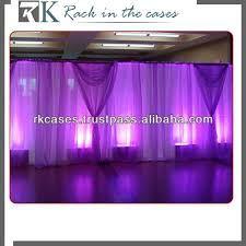 cortinaje lila