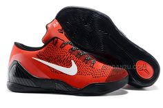 New Arrival Nike Kobe 9 Low \u201cUniversity Red\u201d Cheap