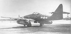 ME262 in American colours