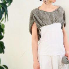 Ravelry: Igawa pattern by Junko Okamoto Ravelry, Knitting, Sweaters, Clothes, Tops, Patterns, Fashion, Outfits, Block Prints