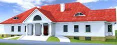 fassadengestaltung – Google-Suche Mansions, House Styles, Google, Home Decor, Searching, Decoration Home, Manor Houses, Room Decor, Villas