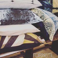 Passende Kissen zur kuscheligen Jahreszeit!  www.formstil.ch #meinformstil