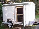 Enclosed Cargo Trailer Camper Conversion - Bing ImagesCargo Trailers ...