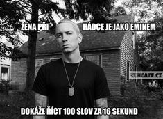 Listen to every Eminem track @ Iomoio Story Quotes, Eminem, Kung Fu Panda, Jokes Quotes, Jaba, Funny Pictures, Funny Pics, True Stories, Hair Beauty