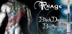 Black Dagger Brotherhood Rhage Banner2