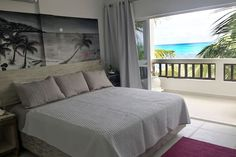 Check out this great place to stay in San Pedro Belize Tourism, Places Around The World, Around The Worlds, Belize Vacations, Costa Maya, Caribbean Sea, Great Places, San, Bedroom