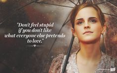 21 Emma Watson Quotes That Prove She's A True Symbol Of Beauty With Brains - Trend Girl Quotes 2020 Emma Watson Frases, Emma Watson Quotes, Attitude Quotes, Mood Quotes, Positive Quotes, Images Harry Potter, Harry Potter Quotes, Girly Quotes, Disney Quotes