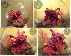 Hand Made Fantasy Creature Pet! by Wood-Splitter-Lee on deviantART