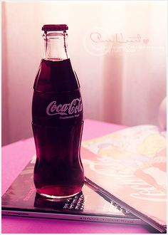 coca cola ~ .. ( Explore ) by hana bent mohammad ©, via Flickr #cocacola #coke