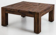 reclaimed wood coffee table uk - Google Search