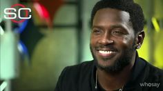 My #facetoface chat with @AntonioBrown84 about his fam, the @steelers, and @ESanders_10 @wallace17_daKid    http://www.whosay.com/l/WJHb8Fs