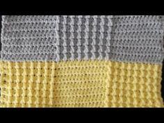 Crochet Pouf, Manta Crochet, Baby Blanket Crochet, Diy Crochet, Crochet Baby, Baby Knitting Patterns, Crochet Patterns, Star Blanket, Knitted Blankets