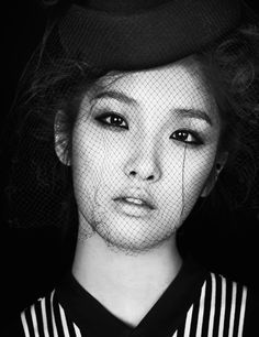4Minute's Jihyun // Dazed and Confused Korea