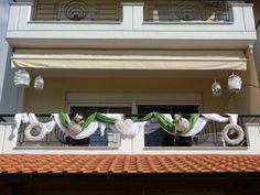 Αποτέλεσμα εικόνας για /στολισμος σπιτιου House Warming, Entryway Tables, Outdoor Decor, Furniture, Home Decor, Weddings, Altar Decorations, Wedding, Decoration Home