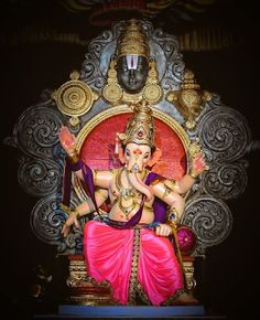 Ganesh images for this ganesh chaturthi - Wallpapers.Images.Wishes.Designs