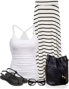 """Beach Ready"" by denise-schmeltzer on Polyvore"