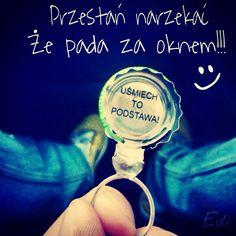 Uśmiechnij się :)   Dzień dobry :)  Miłego dnia dla Ciebie :)  #motywacja #to #podstawa