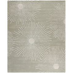 5' x 8', @Overstock - Rug's chic designs will instantly transform your home into an elegant abode. Contemporary rug features a modern art deco burst design.$198.04