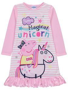 22da52f1adbdd Peppa Pig Clothes Online: Peppa Pig Unicorn Nightdress – Novelty-Characters