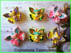 Новости Satin Ribbon Flowers, Cloth Flowers, Ribbon Art, Ribbon Crafts, Polymer Clay Embroidery, Ribbon Hair Clips, Diy And Crafts, Arts And Crafts, Kanzashi Flowers