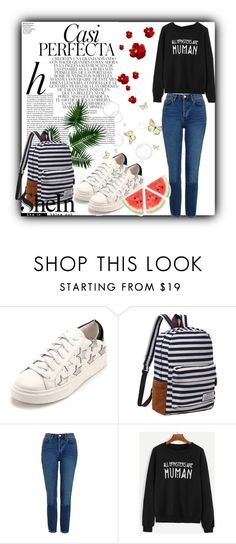 """""""SheIn#4"""" by irmica-831 ❤ liked on Polyvore featuring Whiteley and Topshop"""