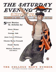 Saturday Evening Post 1902-10-25