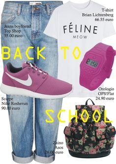 #40 || SS || back to school ‹ Blogging Fashion