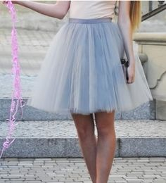 Layered Voile Women's Tulle Skirt   dresslily.com