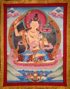 manjushri | Manjushri: The Bodhisattva of Transcendent Wisdom
