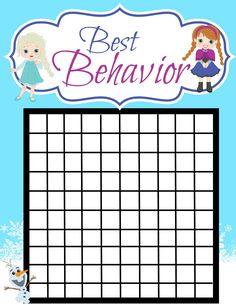 The Best Printable Behavior Reward Chart Good Behavior Chart, Behavior Chart Printable, Behavior Rewards, Kids Rewards, Behaviour Chart, Printable Calendar Template, Kids Behavior, Toddler Reward Chart, Chore Chart Kids
