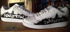 Custom Kicks Air Force Sneakers, Nike Air Force, Sneakers Nike, Stella Mccartney Elyse, Bespoke, Kicks, Wedges, Shoes, Fashion