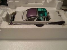 Franklin Mint 1:24 1955 Ford Fairlane Crown Victoria LTD Edition 0013/9900  #FranklinMint #Ford