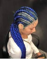 tresse africaine 2019 - Recherche Google Crochet Braids, Cornrows, Dreadlocks, Hair Styles, Beauty, Recherche Google, Fashion, Different Braid Styles, Frizzy Wavy Hair