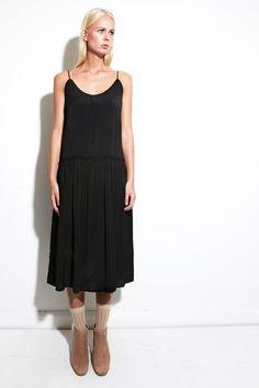 APIECE APART, Phebe Slip Dress   Mr. Larkin