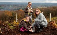 Here's one of the planting sessions for our Dedicate a Tree campaign http://www.dmhospice.org.uk/get-involved/fundraising/dedicate-a-tree
