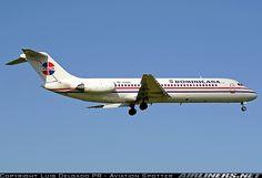 McDonnell Douglas DC-9-32 aircraft picture